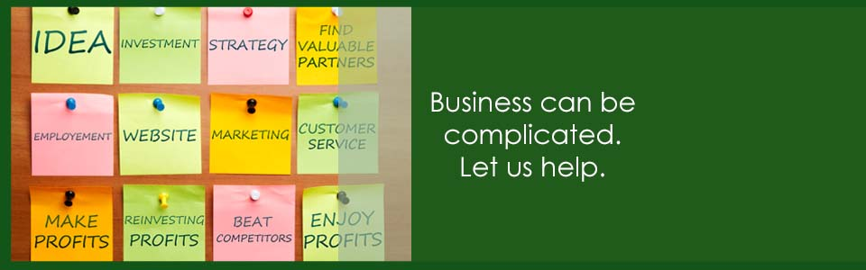 Simple solutions for strong business